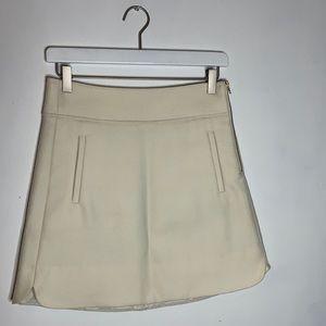 J Crew Wool Skirt, size 0